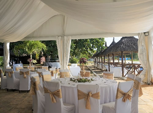 events coral azur mauritius